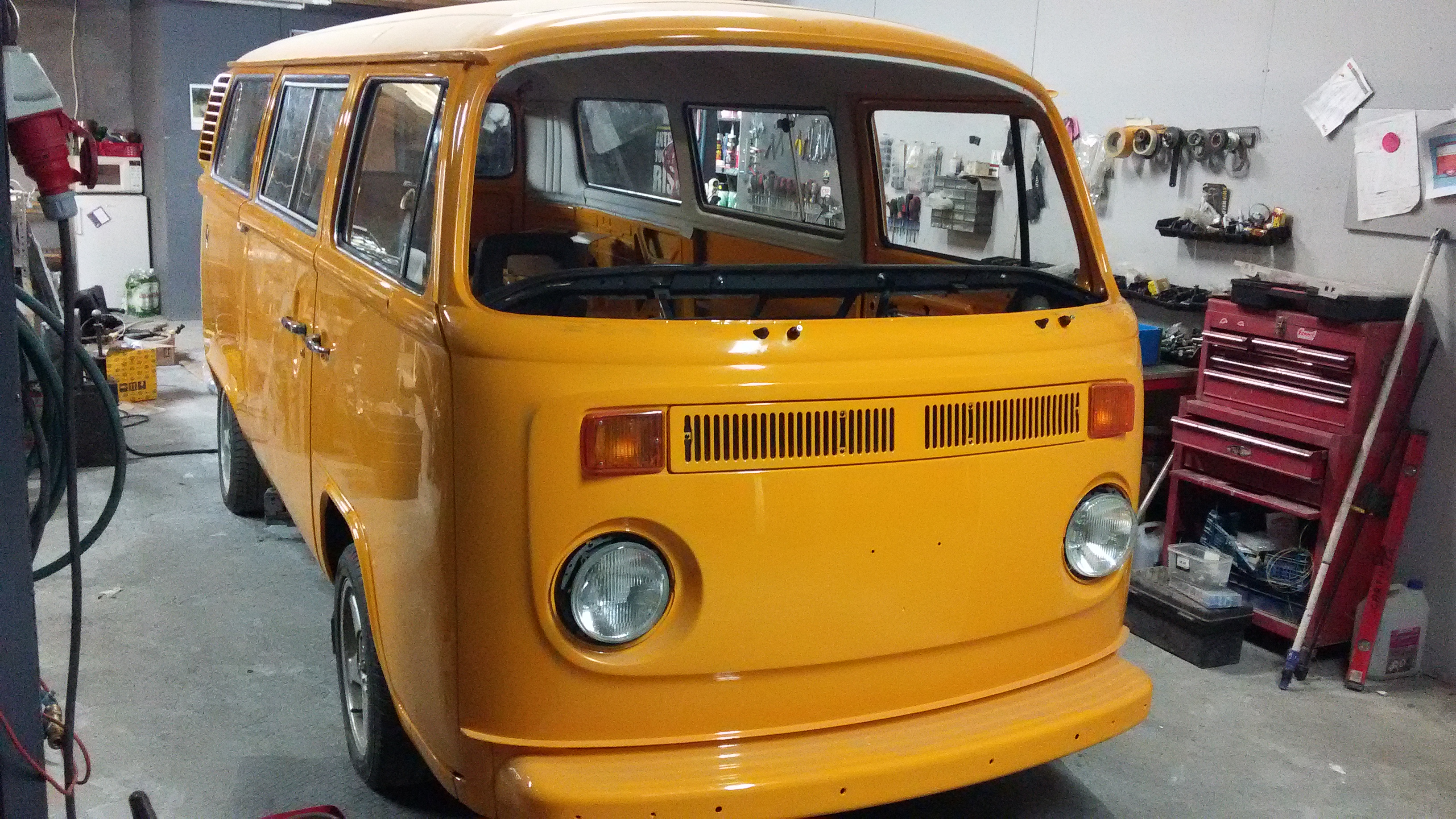 Vw T2 1978 Carfinder Garage
